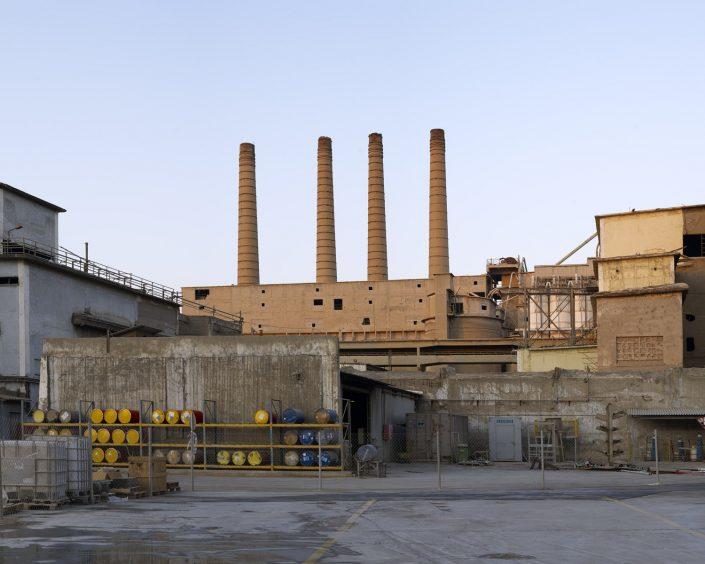 TITAN, cement factory