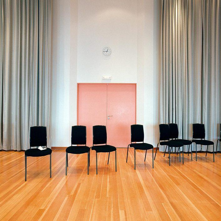Rehearsal room, Thessaloniki Concert Hall