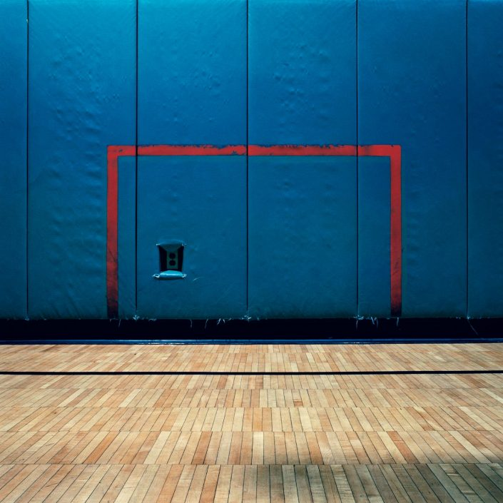 Gym, International House, NYC
