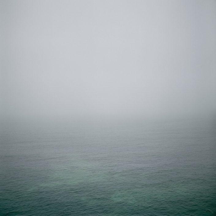 Chania, fog
