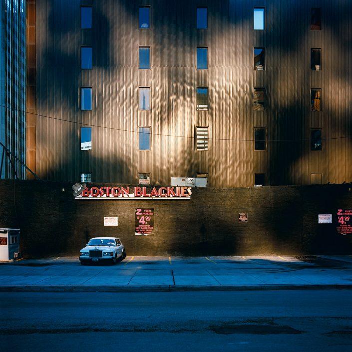 Boston Blackies, Chicago