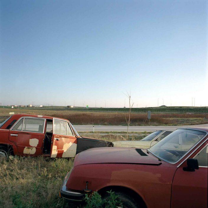 Αυτοκίνητα, Κομοτηνή