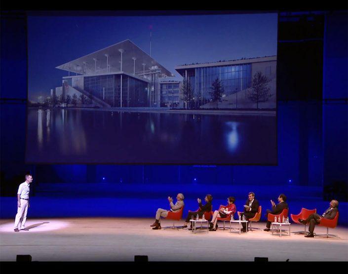 Συζήτηση με τον Renzo Piano στο ΚΠΙΣΝ 2016