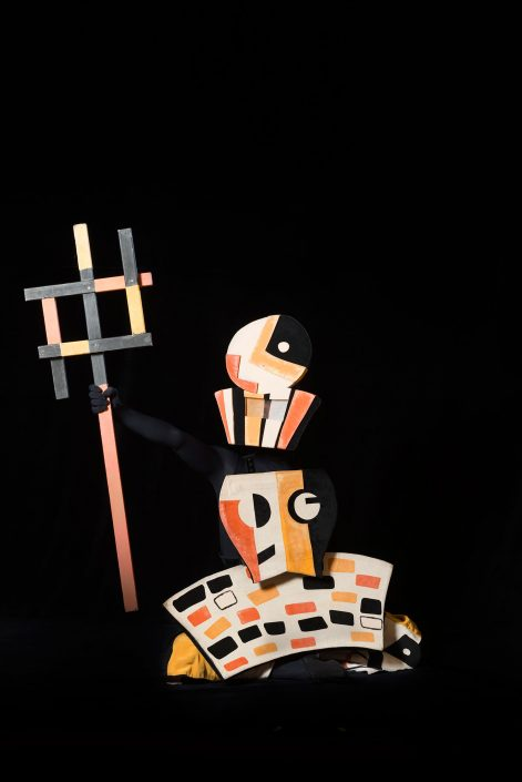 La Création du Monde, Fluxum Foundation, by Millicent Hodson and Kenneth Archer